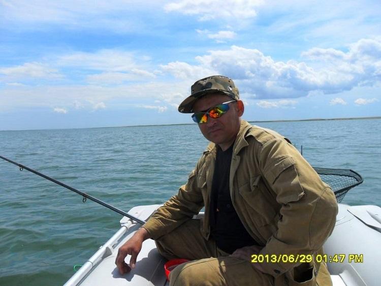 рыбалка в караганд